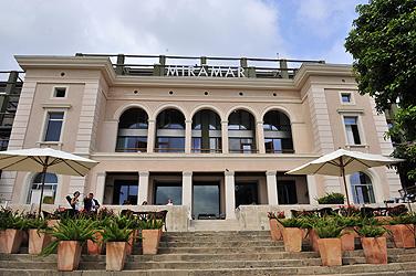 Hoteles con encanto hotel miramar barcelona for Hoteles con encanto bcn