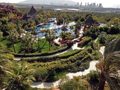 Asian garden benidorm garden ftempo - Hotel benidorm asia garden ...